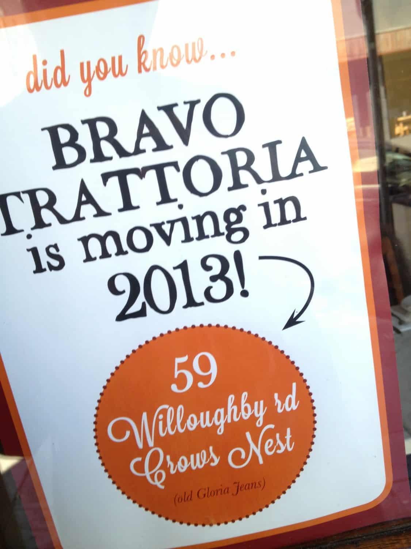 Bravo Moving 2013