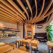 Lillys Rhodes Waterside cafe 1