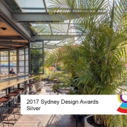 Interior Design Silver - Sydney Design Awards